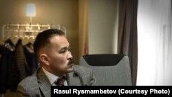 Директор общественного фонда Financial Freedom Расул Рысмамбетов.