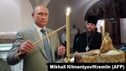 Путін відвідав Крим 4 серпня