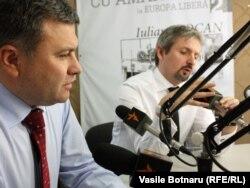 Victor Chirilă şi Doru Petruţi