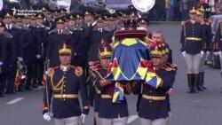 У Румунії відбулася церемонія поховання колишнього короля Міхая І (відео)