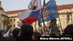 Чехиядагы Пегида кыймылынын каршылык акциясы, 6-февраль, 2016-жыл