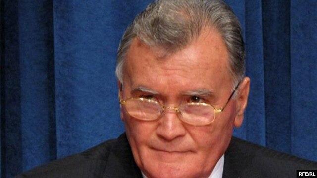 Tajik Prime Minister Oqil Oqilov