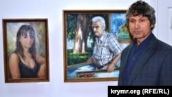 Руслан Петров, крымский художник-переселенец