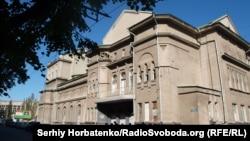 Дом культуры в Славянске построен в 1913–1914 годах