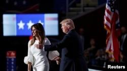 Obećanja i životne priče: Melanija i Donald Trump