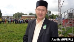 Әхмәди авылы вәкиле Рәүф Касимов