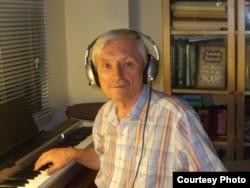 Леонид Грабовский в студии