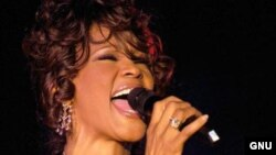 Whitney Houston. 2008