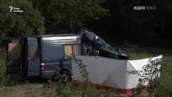 Українець бореться за життя після ДТП у Чехії – відео