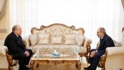 Օնիկ Գասպարյանին ազատելու հարցը գտնվում է վարչապետի իրավասության և հայեցողության շրջանակներում․ Արմեն Սարգսյան