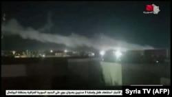 ارشیف، سوریه کې پر ایران پلوه ملېشو بریدونه