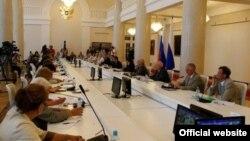 Заседание Совета по правам человека при президенте РФ