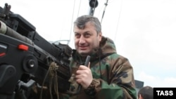 South Ossetian leader Eduard Kokoity trying to buy the loyalty of the army?