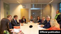 Takimet në Bruksel ndërmjet Kosovës dhe Serbisë