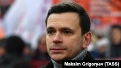 Муниципальный депутат, оппозиционер Илья Яшин