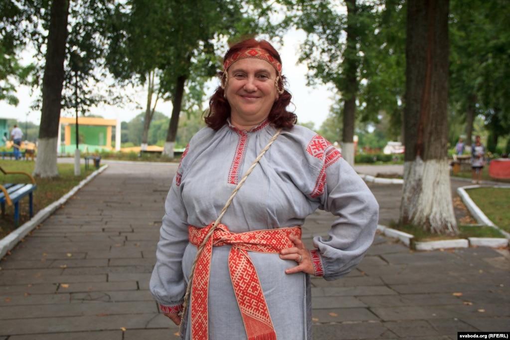 Вольга Маханенка