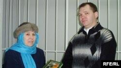 Фәүзия Бәйрәмова һәм Дамир Шәйхетдин