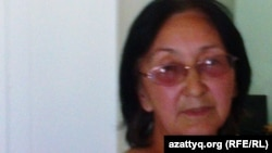 Зинаида Мухортова, балхашский адвокат.