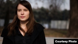 Тамара Атанасоска, граѓански активист.