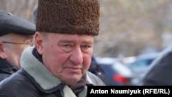 Russia - Ilmi Umerov, Crimean tatar leader