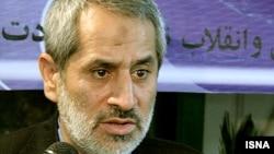 Tehran's Prosecutor-General Abbas Jafari Dolatabadi