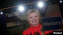 Predsednički kandidat Demokratske stranke Hilari Klinton