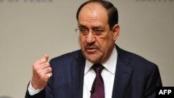Yragyň premýer-ministr Nuri al-Maliki.