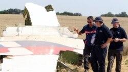 Halkara topar MH17-niň Orsýetiň raketasyndan urlandygyny aýdar