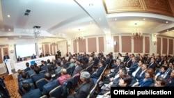 Съезд СДПК. 31 марта 2018 года.