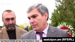 «Հանրապետություն» կուսակցության նախագահ Արամ Սարգսյանը, արխիվ: