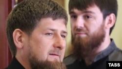 Рамзан Кадыров и Ислам Кадыров
