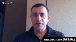 Адвокат Мушег Шушанян, 13 августа 2020 г.