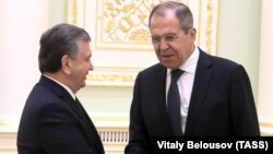 Сергей Лавровни Президент Мирзиёев 2019 нинг 2 майида Тошкентда қабул қилган эди.