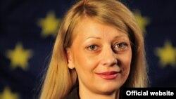 Zëdhënësja e EULEX-it, Irina Gudeleviq.