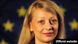 Irina Gudeleviq - zëdhënëse e EULEKS-it