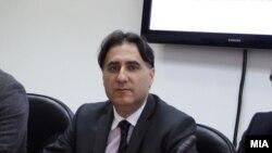Зоран Трајчевски.