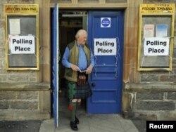 Glasanje u Škotskoj