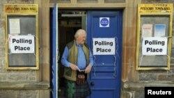 Шотландские избиратели увлеклись центробежными настроениями