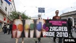 Parada ponosa u Zagrebu