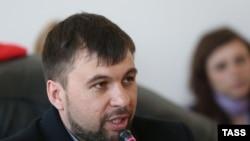 Один з лідерів незаконного збройного угруповання «ДНР»