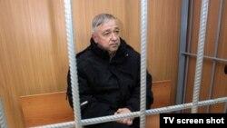 Анатолий Рябов в суде