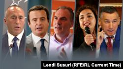 Kandidati za kosovskog premijera