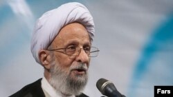"Iranian conservative Mohammad Taghi Mesbah Yazdi is nicknamed ""Ayatollah Crocodile"" by critics."