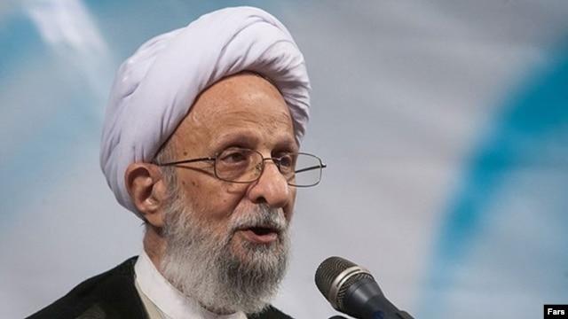 "Iranian conservative Mohammad Taghi Mesbah Yazdi is nicknamed ""Ayatollah Crocodile"" by critics."