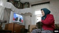О социальной защите россиян, в отличие от прошлого года, президент говорил значительно меньше