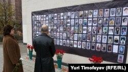 Москва поминает погибших в теракте на Дубровке