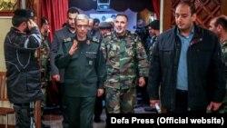 فرمان جدید سرلشکر باقری (نفر دوم از چپ) کنترل و ممیزی را یک مرحله بالاتر برده و تشدید کرده است.