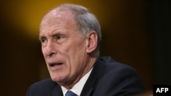 U.S. National Intelligence Director Dan Coats (file photo)