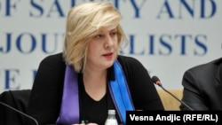 ԵԱՀԿ մամուլի ազատության հարցերով ներկայացուցիչ Դունյա Միյատովիչ, արխիվ