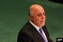 Kryeministri irakian, Haider al-Abadi